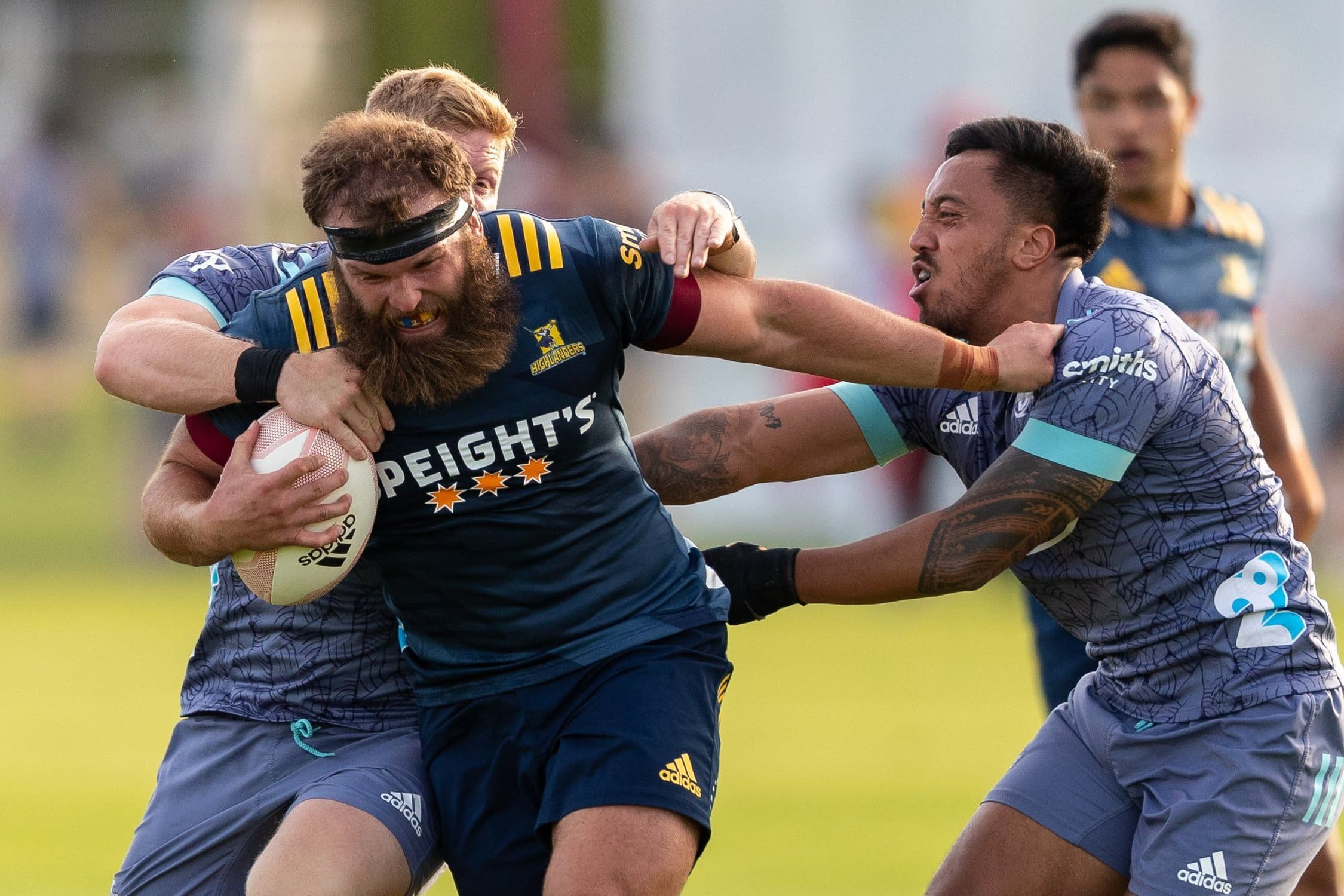 Coltman poised to be Landers' most capped hooker